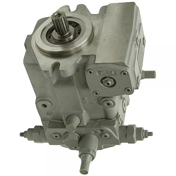 Vickers 2520V-10A12-1CC-10R Double Vane Pump #1 image