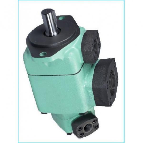 Parker PV020R1K1T1WMRC Axial Piston Pump #1 image