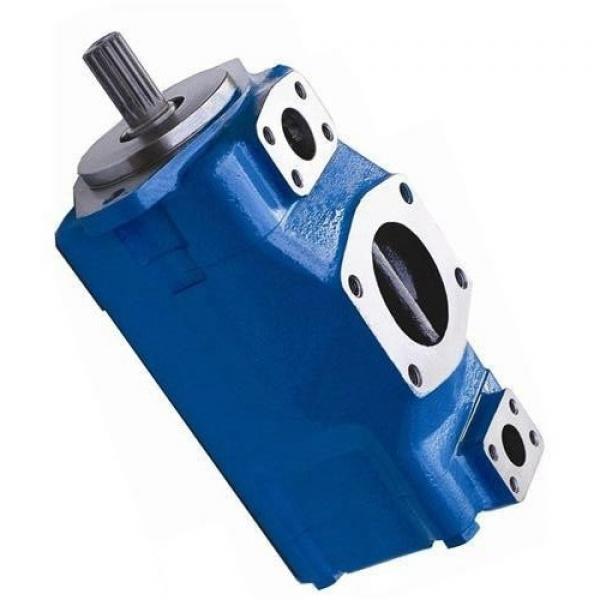 Vickers 45V50A86B22R Single Vane Pump #1 image