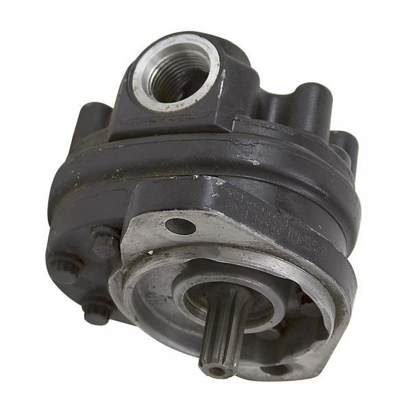 Vickers 4525V-50A12-1AA22L Double Vane Pump #1 image